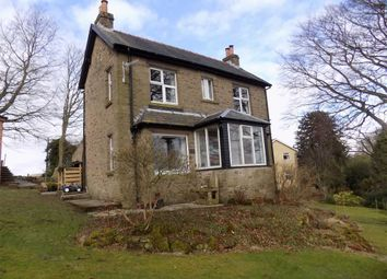 Thumbnail 3 bedroom detached house for sale in Macclesfield Road, Whaley Bridge, Derbyshire