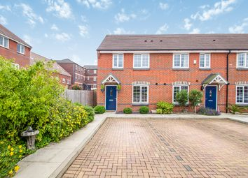 Thumbnail 3 bed terraced house for sale in Tunnicliffe Close, Ilkeston