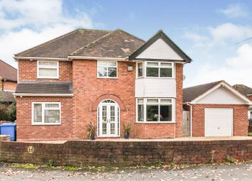 Thumbnail 5 bed detached house for sale in Heath Farm Road, Codsall, Wolverhampton