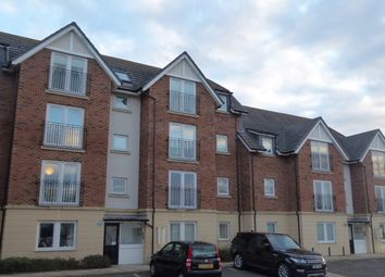 Thumbnail 2 bed flat to rent in Shepherds Court, Belmont / Gilesgate