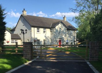 Thumbnail 5 bed detached house for sale in Lough Road, Ballinderry Upper, Lisburn