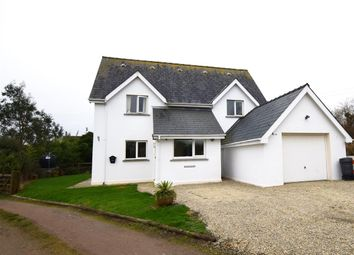 Thumbnail 3 bedroom detached house for sale in The Fold, Upper Thornton, Milford Haven