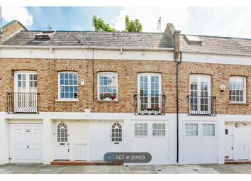 Thumbnail Room to rent in Royal Crescent Mews, London