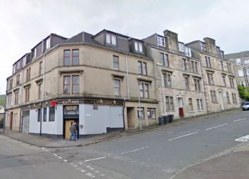 Thumbnail 1 bed flat for sale in 6, Hay Street, Ground Floor Flat, Greenock PA154Ba