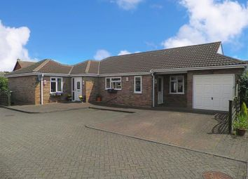 Thumbnail 3 bed detached bungalow to rent in Tudor Close, Whittlesey, Peterborough