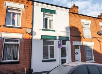 2 bed terraced house for sale in Alma Street, Leicester LE3