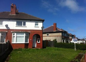 Thumbnail 3 bed semi-detached house to rent in Meyler Avenue, Blackpool