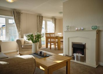 Thumbnail 2 bed mobile/park home for sale in Banning Corner, Main Road, Lower Quinton, Stratford-Upon-Avon