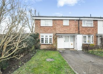 Thumbnail 3 bed end terrace house for sale in Lindores Road, Holyport, Maidenhead, Berkshire