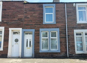 Thumbnail 2 bed terraced house for sale in Pearson Street, Workington