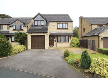 Thumbnail 4 bed detached house for sale in Moorland Avenue, Baildon, West Yorkshire