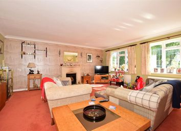 Thumbnail 4 bed detached bungalow for sale in Barkworth Way, West Chiltington, West Sussex