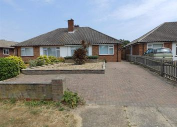 Thumbnail 3 bed semi-detached bungalow for sale in Langley Avenue, Felixstowe, Suffolk