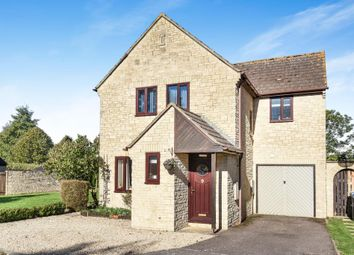 Thumbnail 4 bedroom detached house for sale in Ripley Avenue, Minster Lovell, Witney