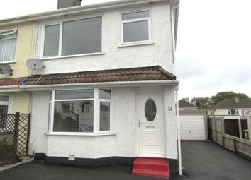3 bed semi-detached house to rent in Ashburnham Road, West Park, Plymouth PL5