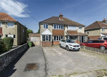 Thumbnail 3 bed semi-detached house for sale in Fair Oak Road, Bishopstoke, Eastleigh, Hampshire