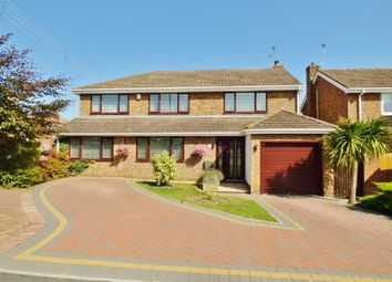 Thumbnail 4 bed detached house for sale in Archer Way, Swanley