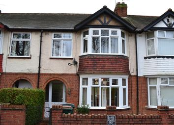 Thumbnail 3 bedroom terraced house for sale in London Road, Coventry, West Midlands
