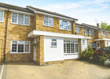 Thumbnail 4 bed terraced house for sale in Smarts Green, Cheshunt, Waltham Cross