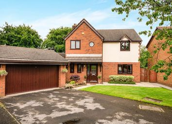 Thumbnail 5 bed detached house for sale in Hazelwood Close, Hyde