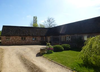 Thumbnail 3 bed barn conversion for sale in The Old Turnpike, Heddington, Calne