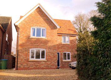 Thumbnail 4 bed detached house to rent in Westbrook End, Newton Longville, Milton Keynes