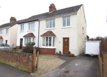 3 bed semi-detached house for sale in Marshfield Road, Minehead TA24