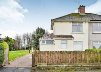 Thumbnail 3 bed semi-detached house for sale in Corbracky Road, Portadown