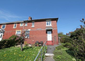 Thumbnail 3 bed semi-detached house for sale in Llandinam Road, Barry