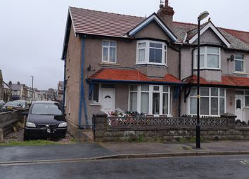 3 bed end terrace house for sale in Stanley Road, Heysham, Morecambe LA3