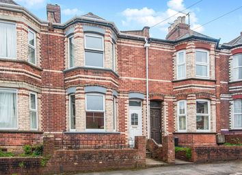 Thumbnail 4 bed terraced house for sale in Priory Road, Exeter