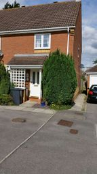 Thumbnail 2 bed end terrace house to rent in Watson Acre, Andover