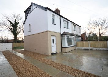 Thumbnail 3 bed semi-detached house for sale in Stainbeck Avenue, Meanwood, Leeds, West Yorkshire