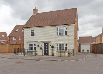 Thumbnail 4 bed detached house for sale in Bluebell Drive, Sittingbourne