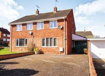 Thumbnail 3 bedroom semi-detached house for sale in Nasse Court, Cam, Dursley, Gloucestershire