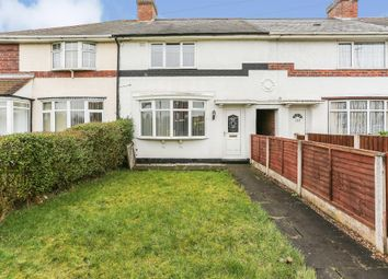 3 bed terraced house for sale in Plumstead Road, Birmingham B44