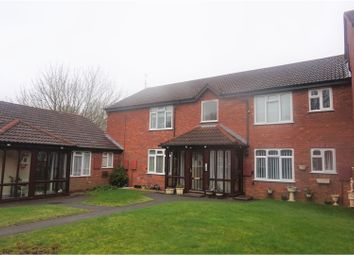Thumbnail 2 bed flat for sale in Mickleton Road, Solihull