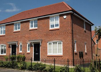 Thumbnail 3 bed semi-detached house to rent in Oleander Way, Walton, Liverpool