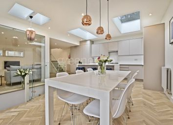 Thumbnail 3 bed end terrace house for sale in Ashmore Road, Maida Vale, London