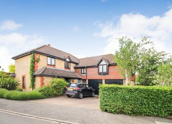 5 bed detached house for sale in Rivermead, East Molesey KT8