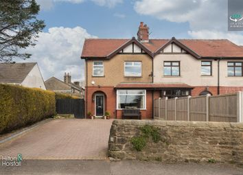 Thumbnail 3 bed semi-detached house for sale in Bent Lane, Colne