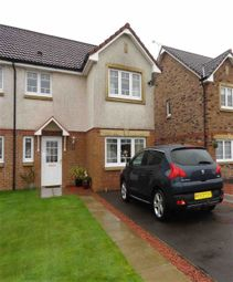 Thumbnail 3 bed semi-detached house for sale in Clunie Drive, Dumfries