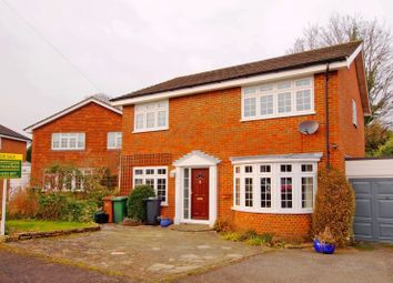 Thumbnail 4 bed detached house for sale in Fir Tree Close, Epsom Downs