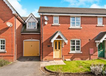 Thumbnail 3 bedroom link-detached house for sale in Blackbird Way, Stowmarket