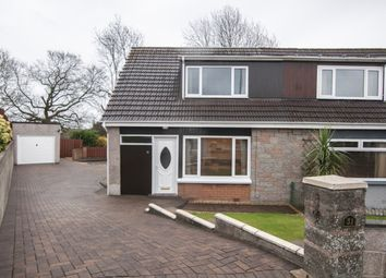 Thumbnail 3 bedroom semi-detached house for sale in 31 The Hennings, Sauchie, Clackmannanshire 3Es, UK