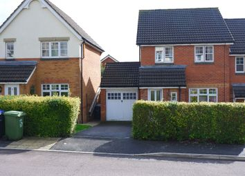Thumbnail 3 bed semi-detached house for sale in Corbin Road, Paxcroft Mead, Trowbridge, Wiltshire.