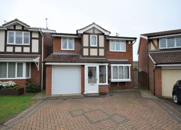 Thumbnail 4 bed detached house for sale in Sir John Pascoe Way, Duston, Northampton