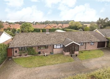 Thumbnail 4 bed detached bungalow for sale in Mill Piece, Nacton, Ipswich