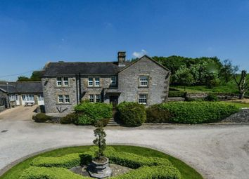 Thumbnail 5 bed farmhouse for sale in Alstonefield, Ashbourne