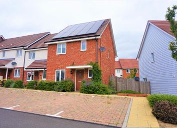 Thumbnail 3 bedroom end terrace house for sale in Meldon View, Dartford